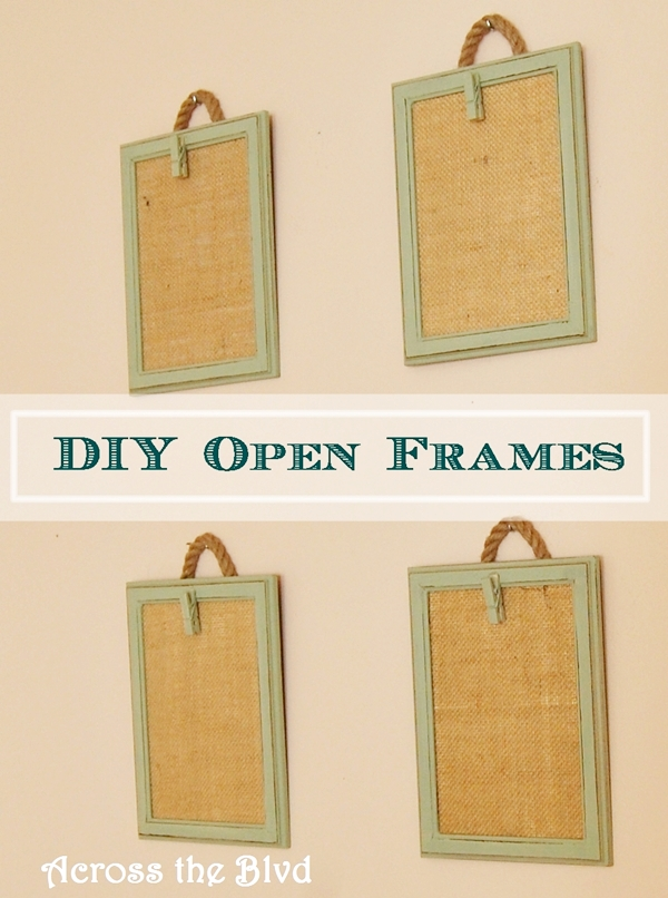 DIDY Open Frame on Wall