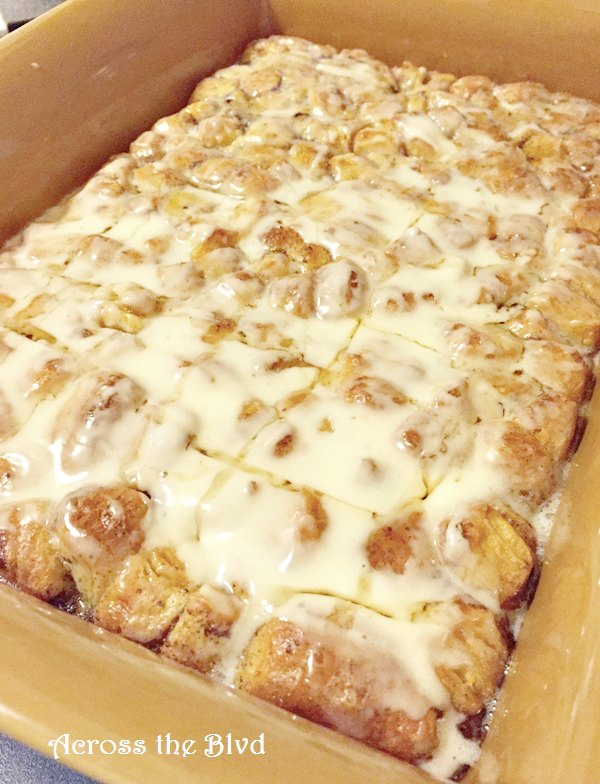 French Toast Bake for Brunch
