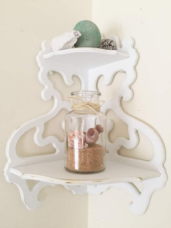 Coastal Decor Shelf