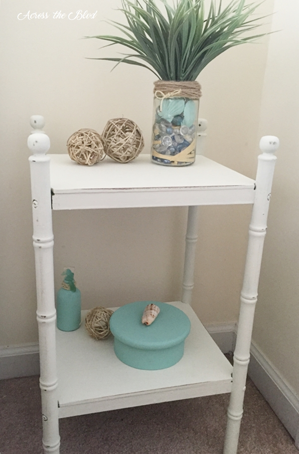small table coastal bedroom