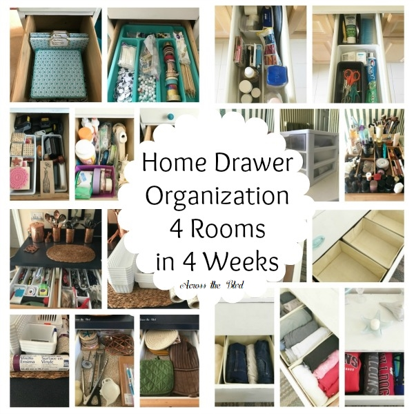Home Drawer Organization Across the Blvd