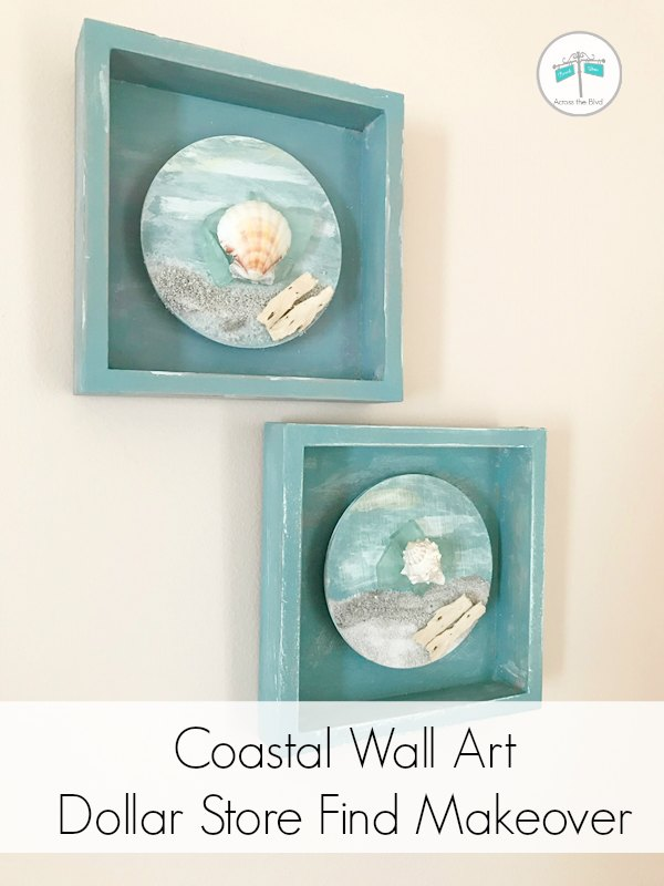 Small Shadow Boxes with Coastal Elements