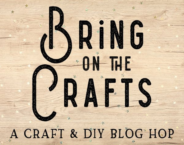 bring on the crafts blog hop graphic