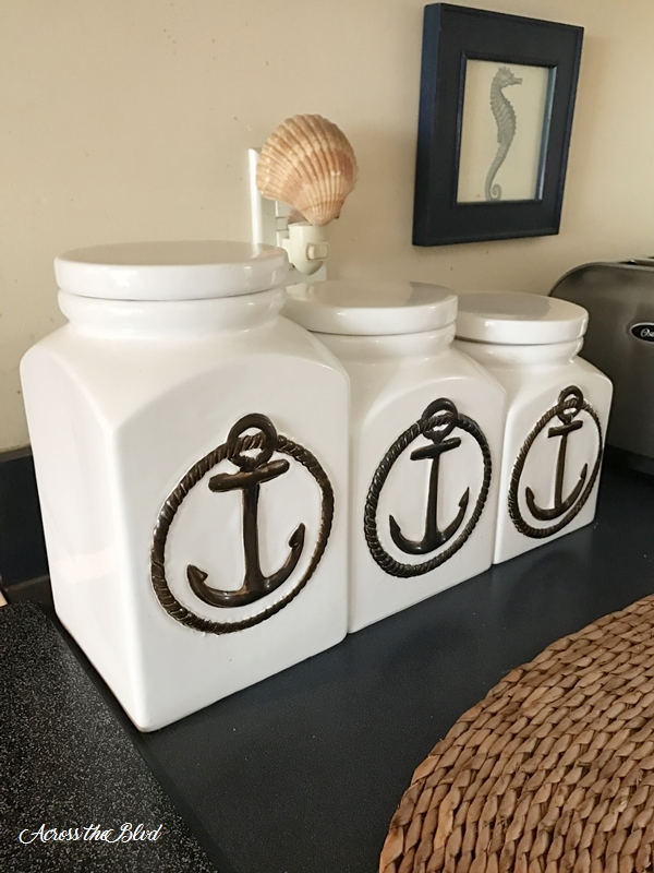 nautical canisters